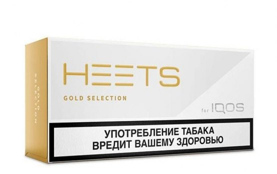 IQOS Heets Gold Selection Parliament