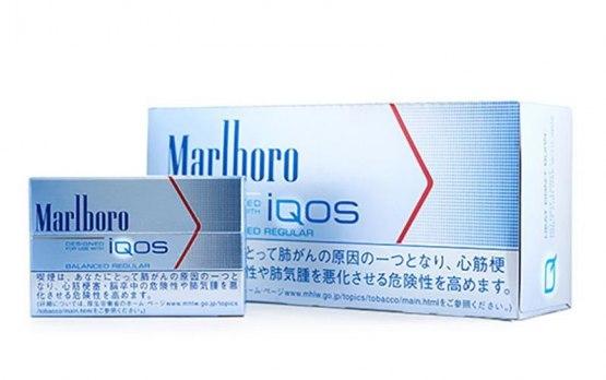 IQOS Heets Marlboro Balanced Regular