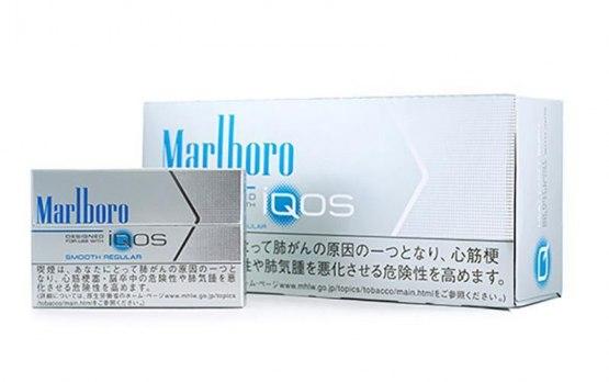 IQOS Heets Marlboro Smooth Regular