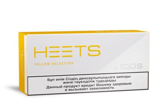 IQOS Heets Yellow Selection (1 Block = 10 Packs)