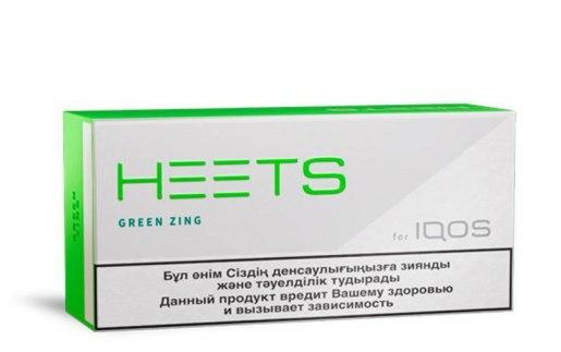 IQOS Heets Green Zing