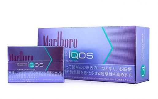IQOS Heets Marlboro Purple Menthol