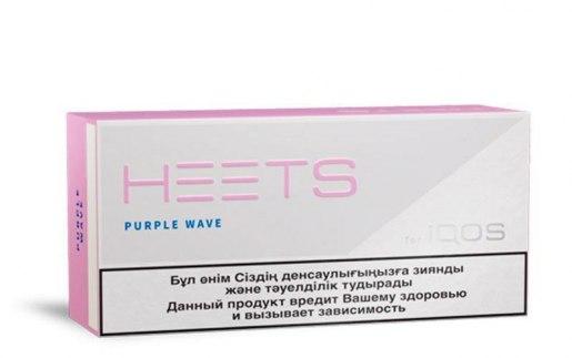 IQOS Heets Purple Wave